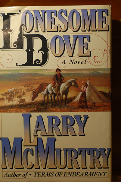 Image for Lonesome Dove (Signed)