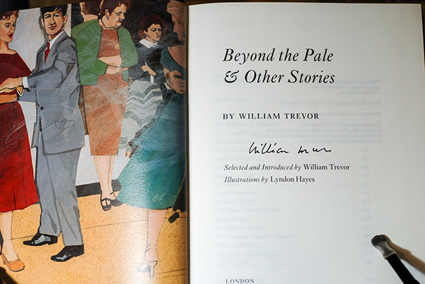 Image for Beyond The Pale & Other Stories (Signed)