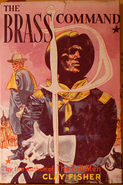 Image for The Brass Command (From Author's Personal Collection- Signed)