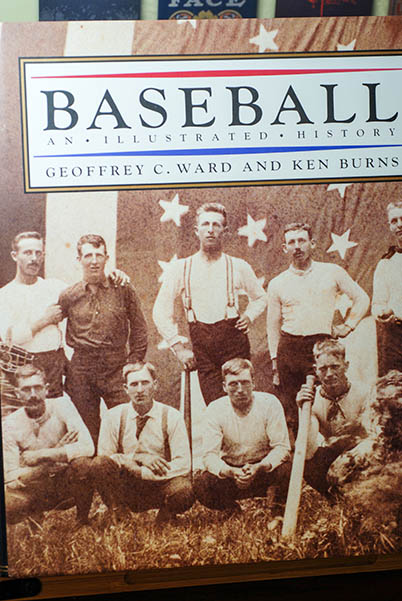 Image for Baseball: An Illustrated History (Signed by Ward & Burns)
