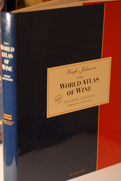 Image for The World Atlas of Wine (Fourth Edition-Signed by Hugh Johnson)