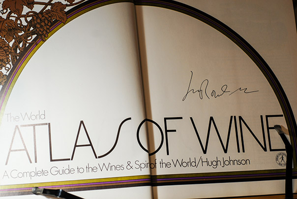 Image for World Atlas of Wine (Signed by Hugh Johnson)