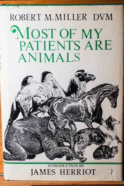 Image for Most of My Patients Are Animals (Signed by Author & James Herriot)