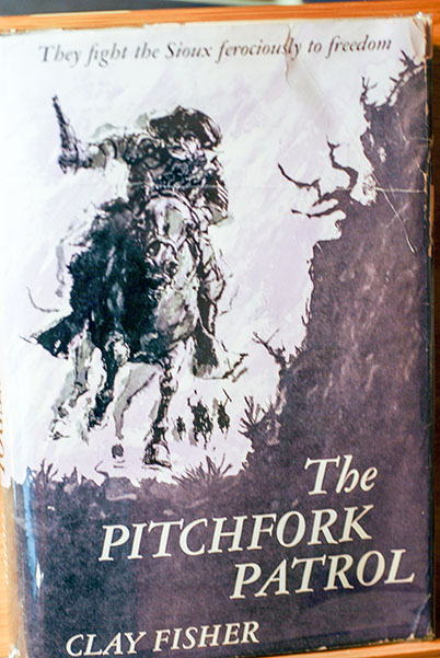 Image for The Pitchfork Patrol (Author's Personal Signed Copy)