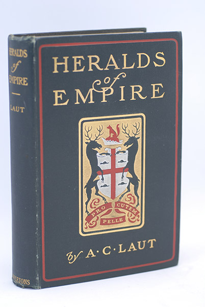 Image for Heralds of Empire (1st Printing)