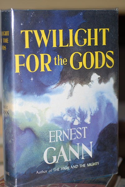 Image for Twilight For The Gods (First Printing)