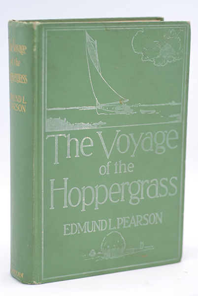 Image for The Voyage Of The Hoppergrass (Signed)