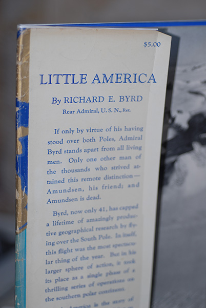 Image for Little America (Signed First Print)